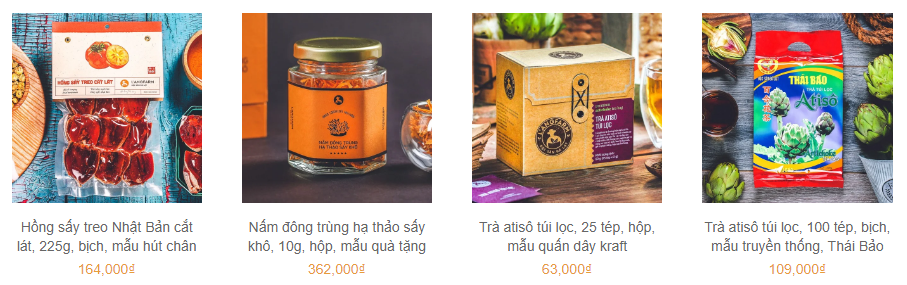 PRODUCTS FROM L'ANG FARM